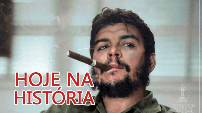 Hoje na história: há 53 anos, Che Guevara foi executado pelos EUA na Bolívia 