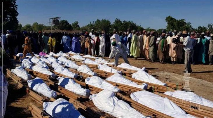 ONU: ao menos 110 civis foram mortos no pior massacre do ano na Nigéria