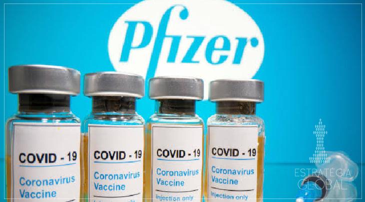 EUA admitem 6 reações alérgicas graves após vacina da Pfizer