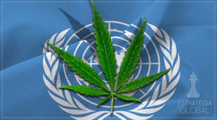ONU retira maconha de lista de drogas mais perigosas; Brasil vota contra