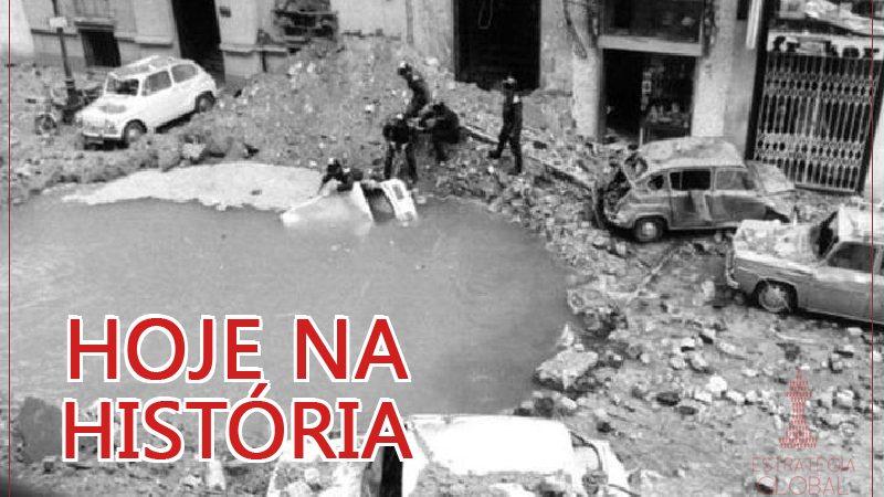 Hoje na história: o dia em que a ETA deu um golpe mortal no regime franquista