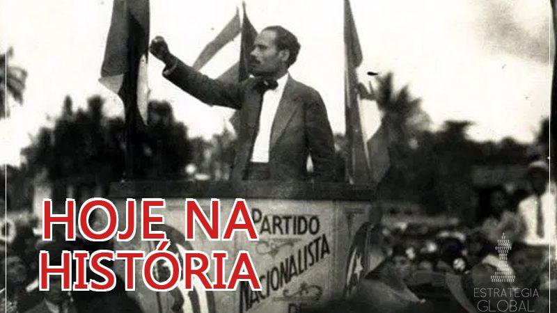 Hoje na História: o triste fim de Pedro Albizu Campos