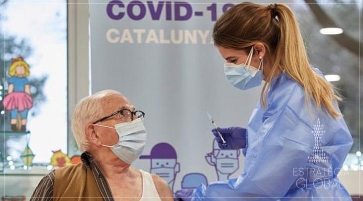 Espanha terá banco de dados de quem recusar a vacina