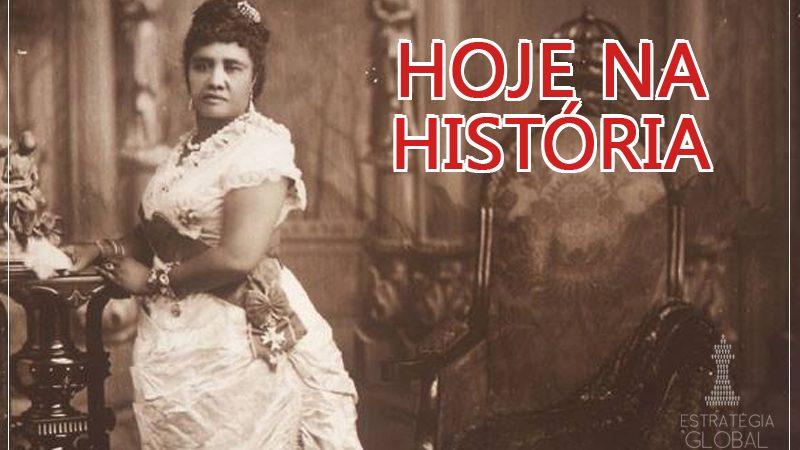 Hoje na História: o nascimento da última  rainha soberana do Hawaii