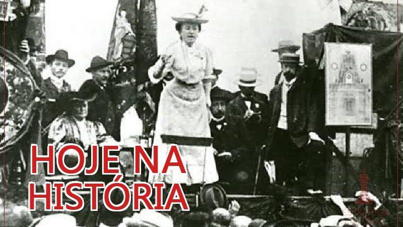 Hoje na história: o assassinato de Rosa Luxemburgo