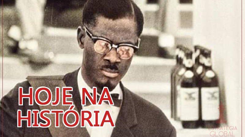 Hoje na História: o imperialismo assassina Lumumba