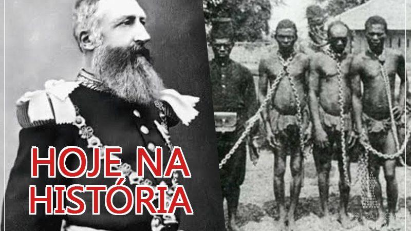 Hoje na História: a criação de um inferno particular no Congo
