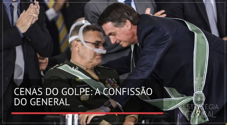 Cenas do Golpe: a confissão do General