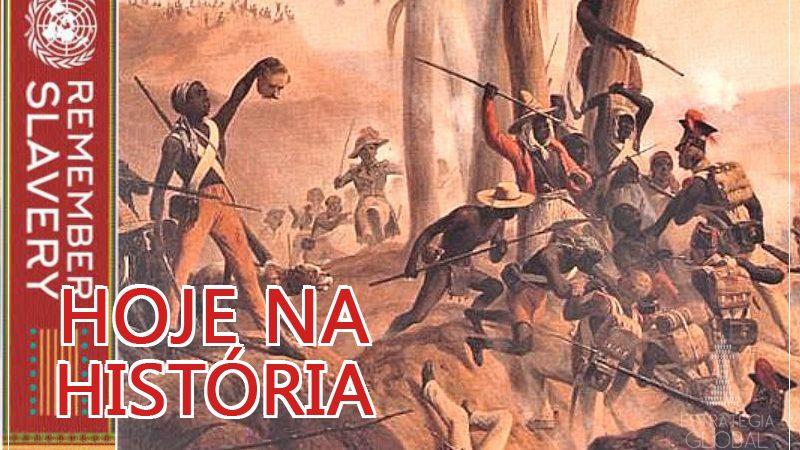 Hoje na História: Dia Internacional da Memória das Vítimas da Escravidão