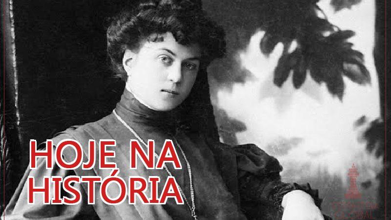 Hoje na história: falecia a dirigente feminista da Revolução Russa Alexandra Kollontai