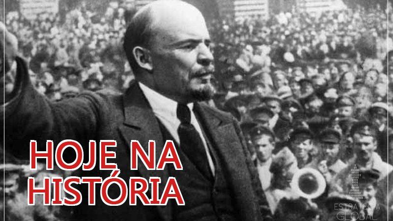 Hoje na História: nascia Lenin, o líder da Revolução Russa