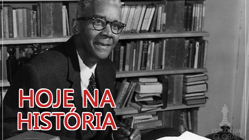 Hoje na História: O mundo perdia o escritor, historiador  e marxista C.L.R James
