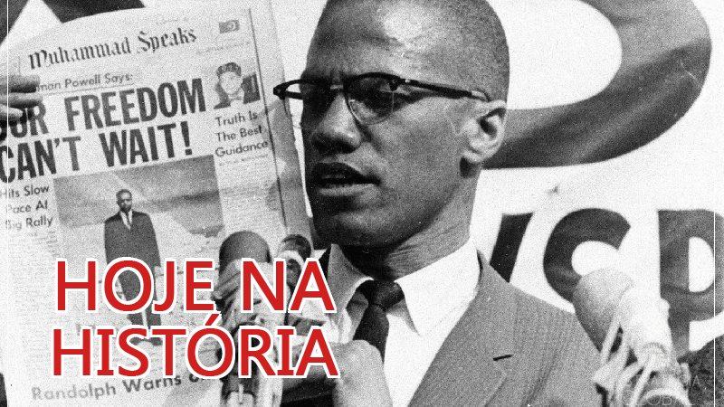 Hoje na História: Malcolm X faria 96 anos