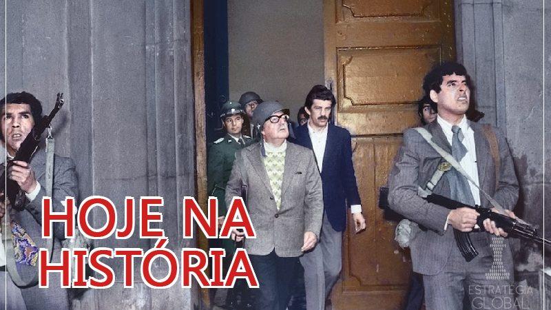 Hoje na História: nascia Salvador Allende