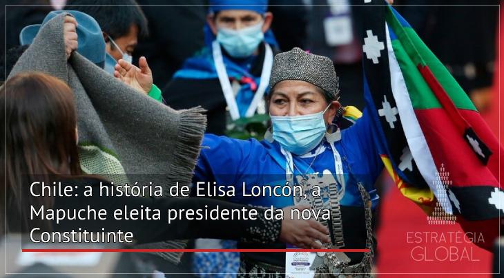 Chile: a história de Elisa Loncón, a Mapuche eleita presidente da nova Constituinte