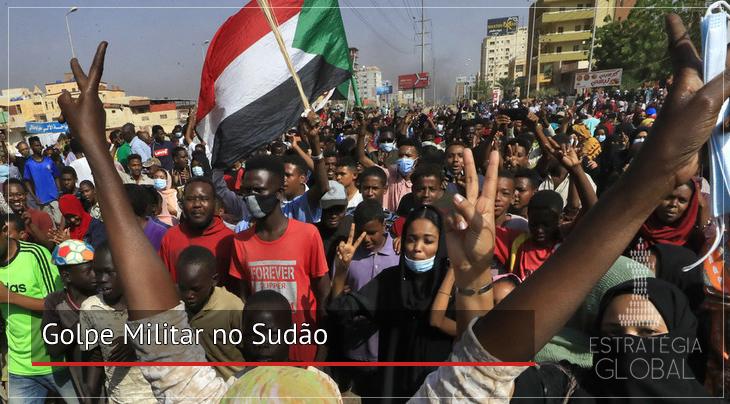 Golpe Militar no Sudão